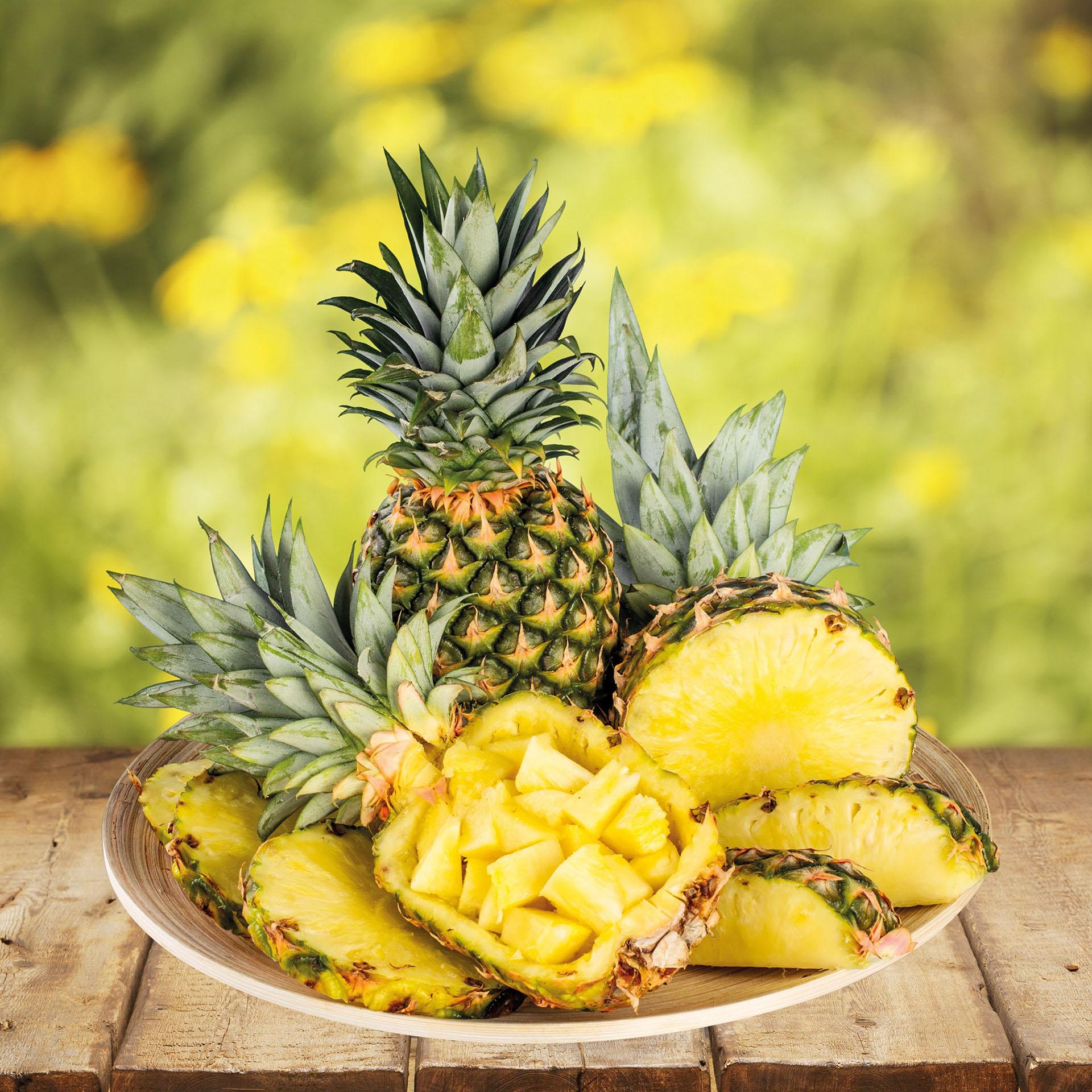 frische-ananas